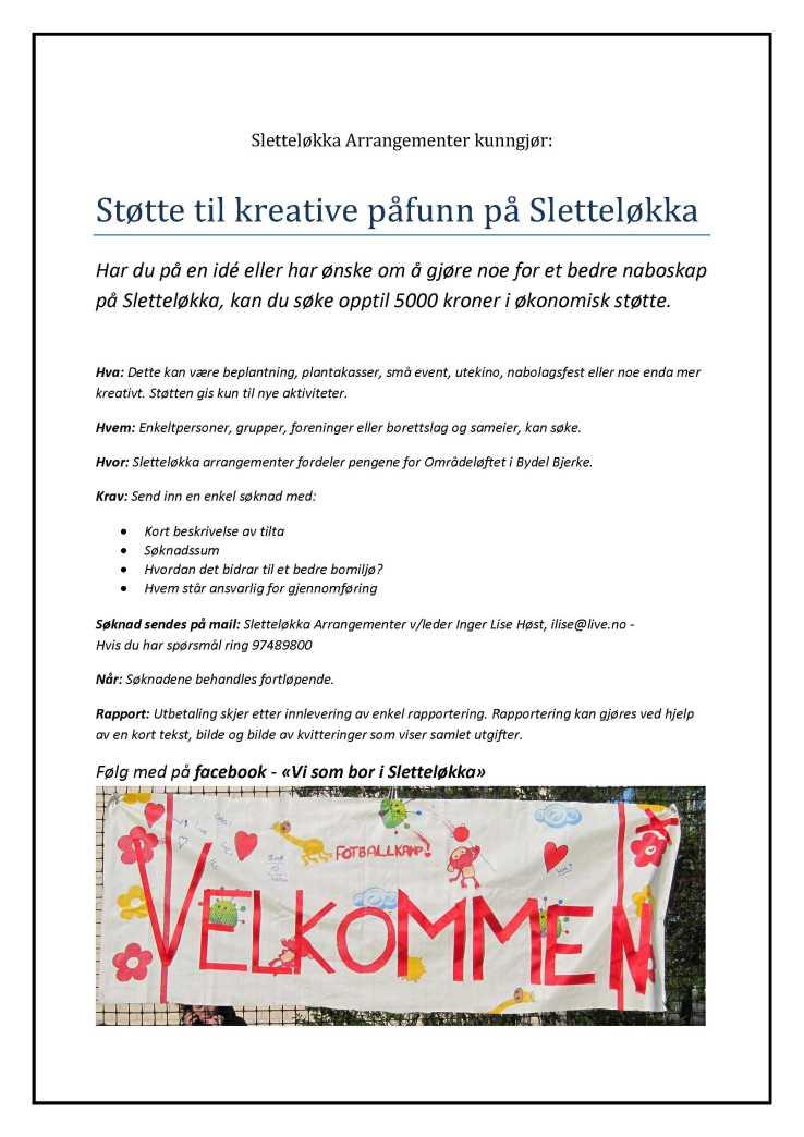 Støtte til kreative påfunn på Sletteløkka.jpg